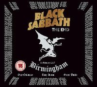 Cover Black Sabbath - The End - Birmingham [DVD]